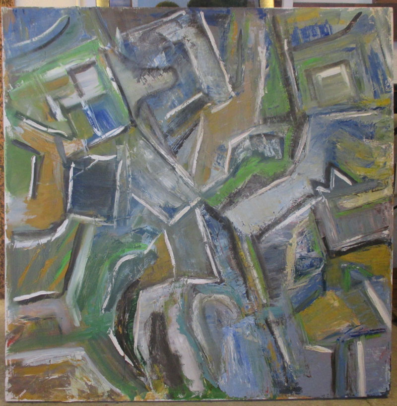 Cubist Neighborhood