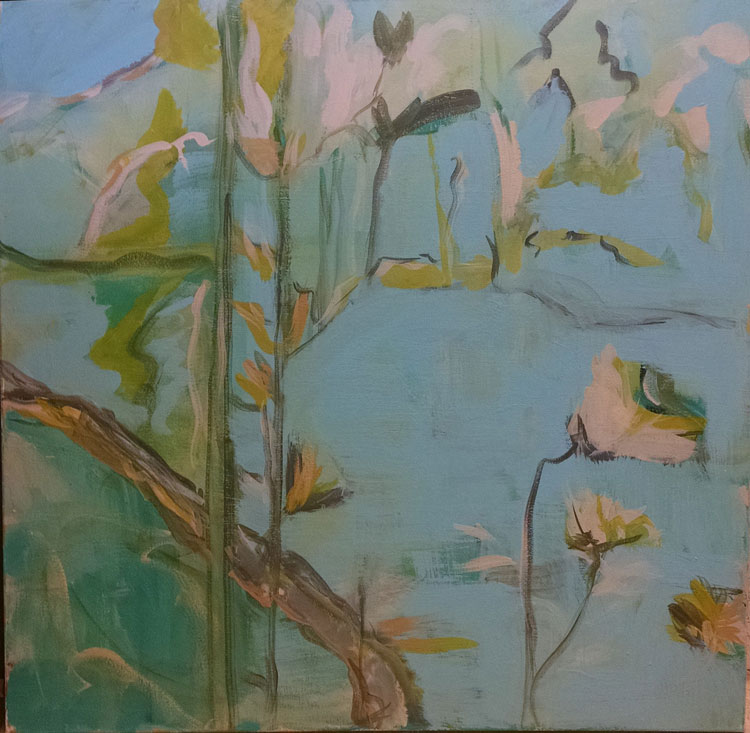 Floral Painting (SOLD)