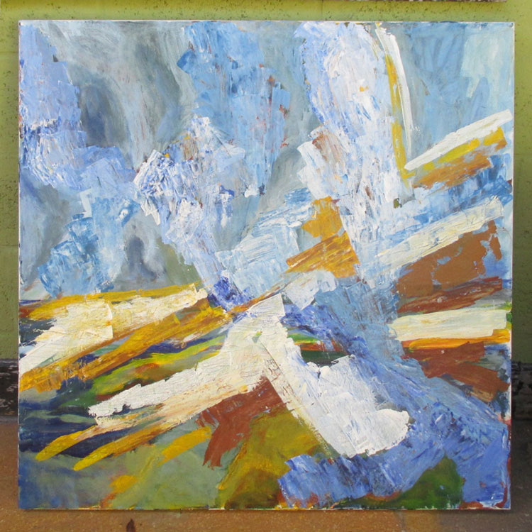 Untitled Abastract Expressionist